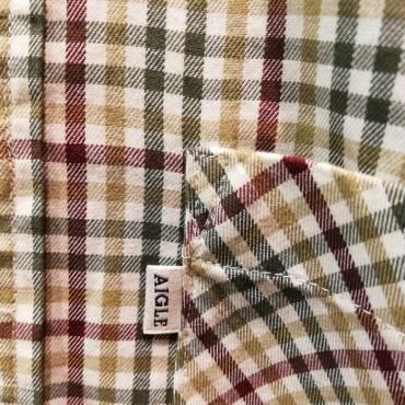 TRONCAIS camicia Aigle