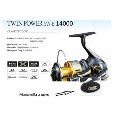 TWIN POWER SW14000XG
