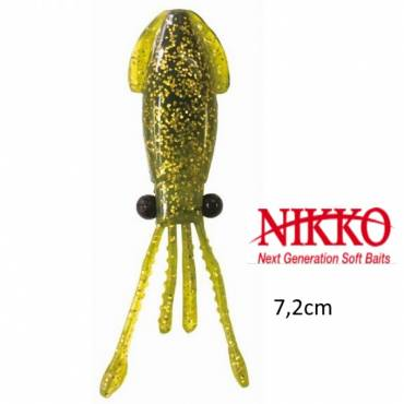 DAPPY FIREFLY SQUID Nikko