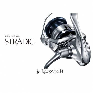 STRADIC FL Shimano