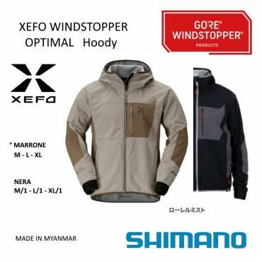 Hoody Xefo Shimano