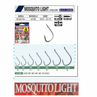 MOSQUITO LIGHT 4105 Owner