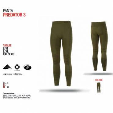 PANTALONE PREDATOR 3  X Tech