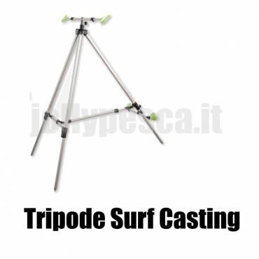 TRIPODE SURF CASTING