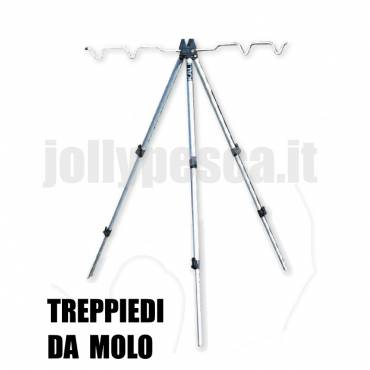 PORTA CANNE TELESCOPICO