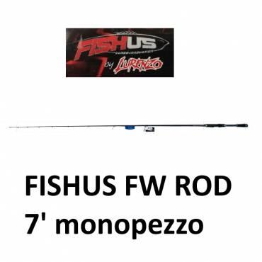 Rod FISHUS FW for spinning