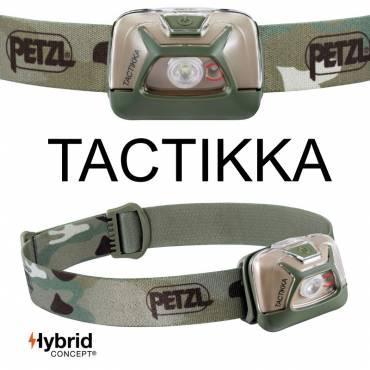 TACTIKKA Petzl