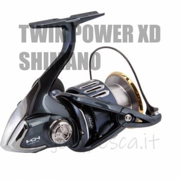 TWIN POWER XD Shimano