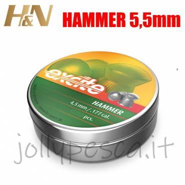 HAMMER 5,5mm Pallini H&N Sport
