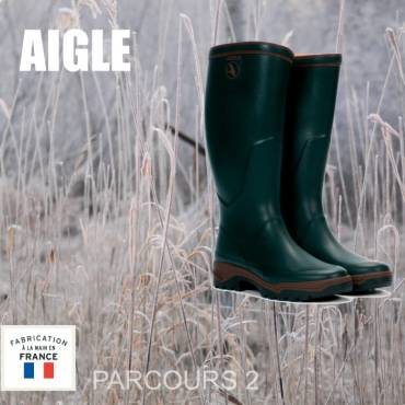 STIVALE PARCOURS 2 Aigle