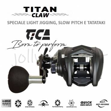 TITANCLAW TC301H Tica