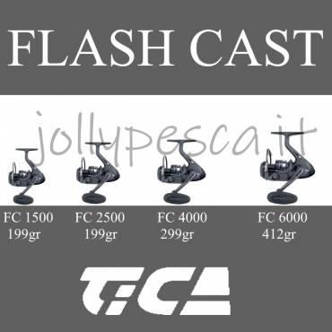 FLASH CAST FC Tica