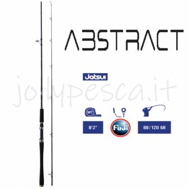 "ABSTRACT 8'2"" 60 gr Jatsui"
