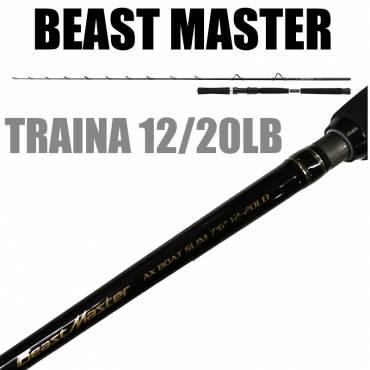 BEAST MASTER AX BOAT TRAINA...