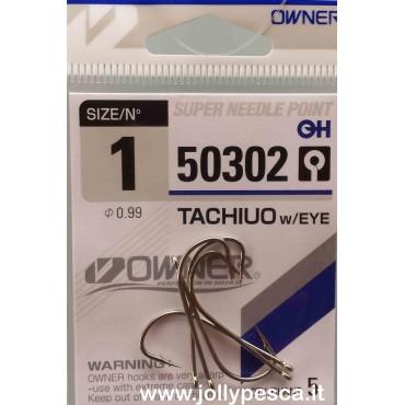 50302 TACHIUO Owner