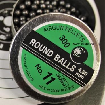 ROUND BALLS 4.5