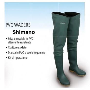 STIVALE COSCIA PVC Shimano